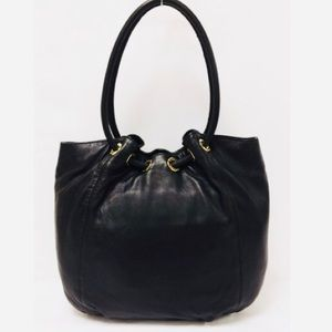 Michael Kors - Leather Ring Tote